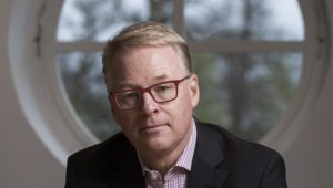 European Tour CEO Keith Pelley
