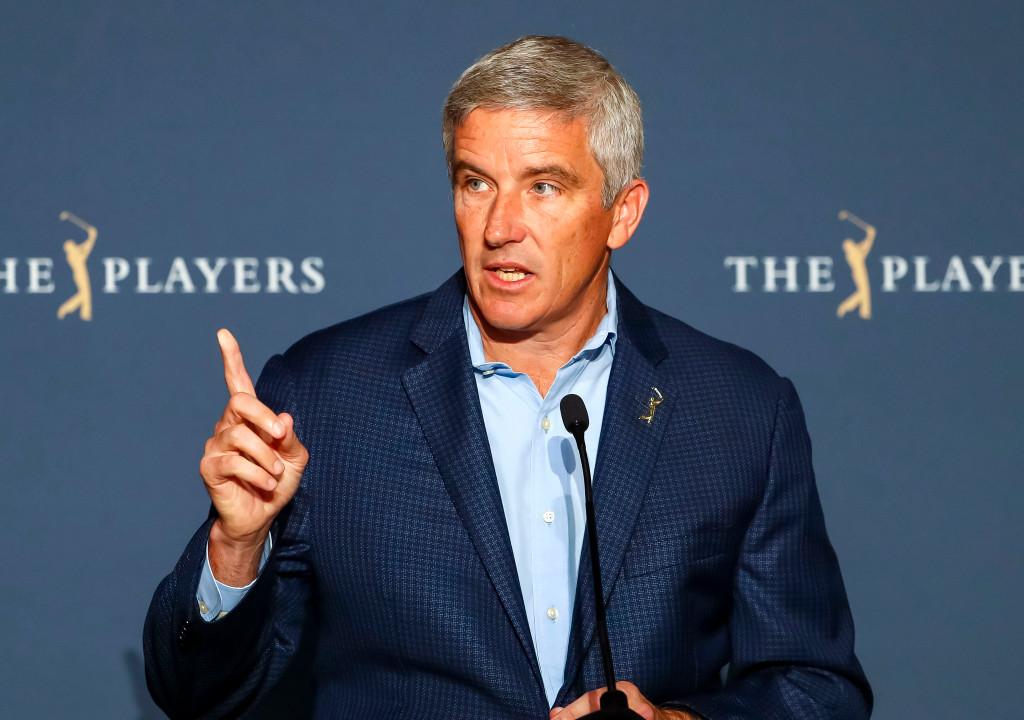 PGA Tour set for June restart
