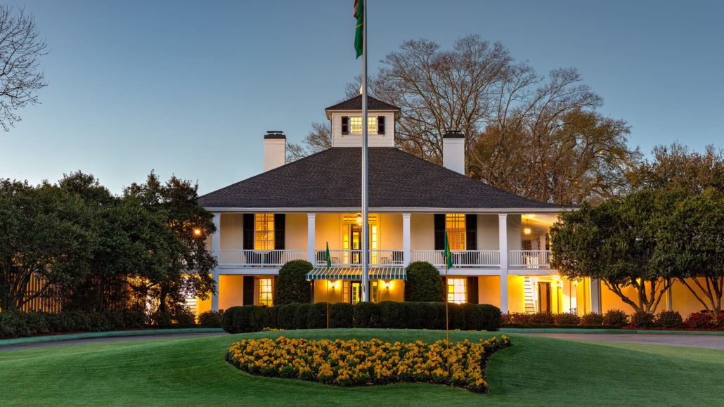 Augusta National: This week in pics