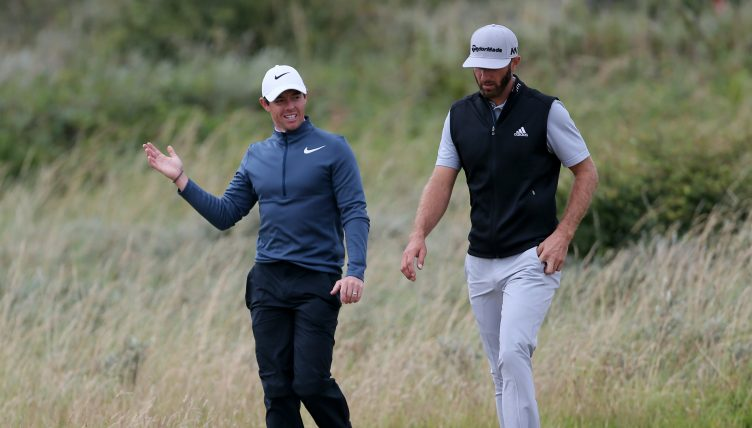 Rory and Dustin will play Charles Schwab Challenge