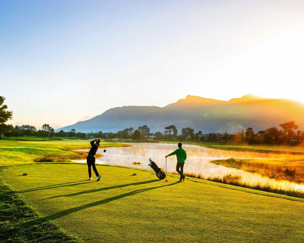 Golf still allowed under level-four lockdown restrictions