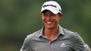 Collin Morikawa leads Workday Charity Open