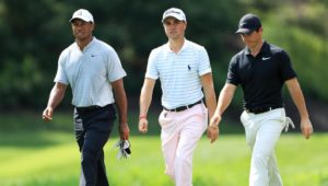 Woods, Thomas and McIlroy