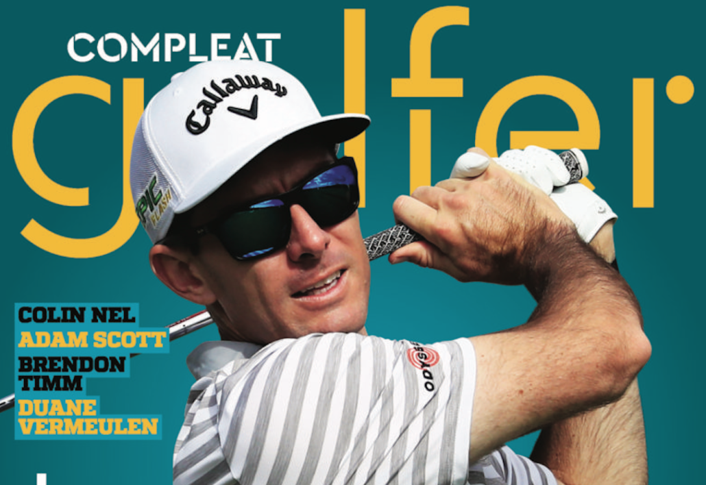August issue featuring Dylan Frittelli