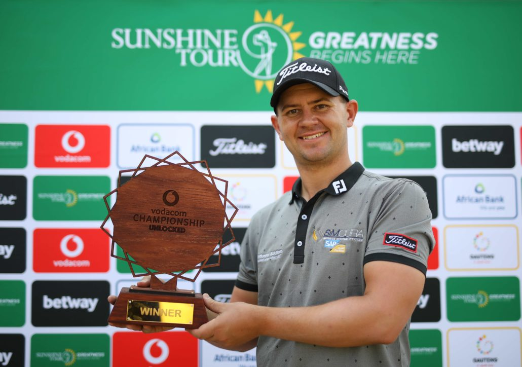 Photo by Carl Fourie/Sunshine Tour/Gallo Images)