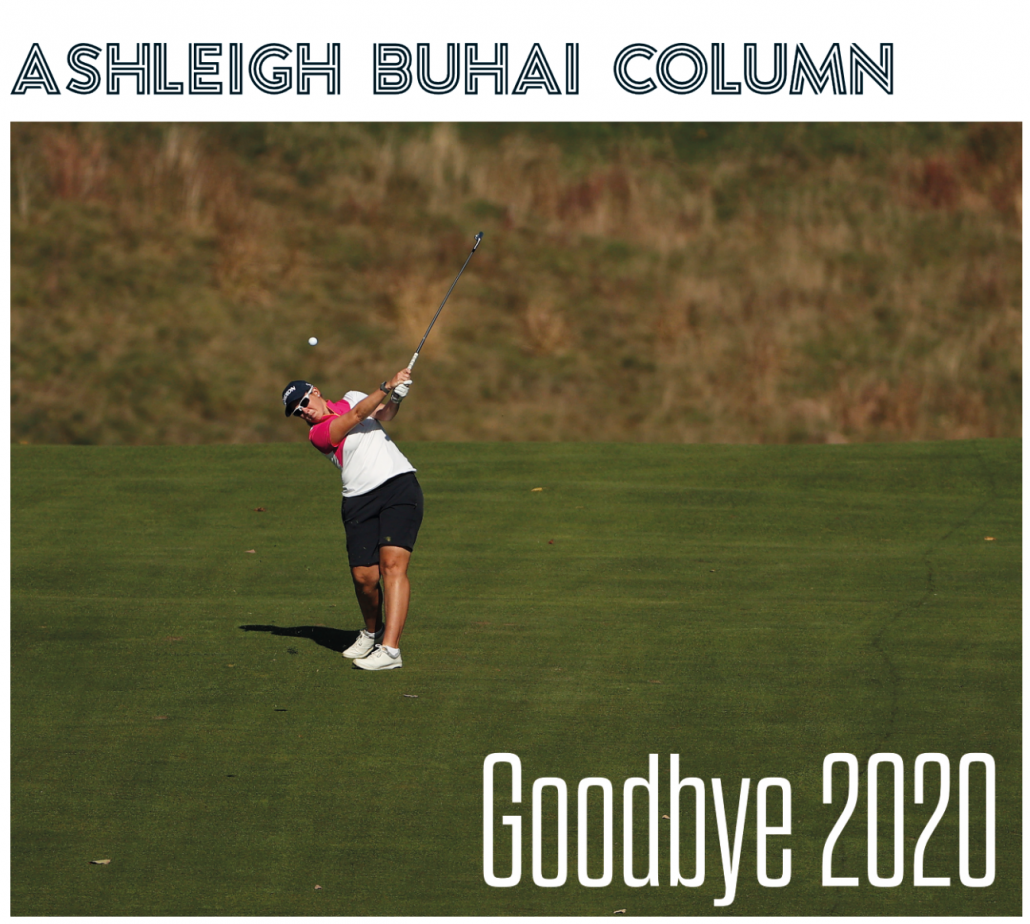 Buhai Column: Goodbye 2020