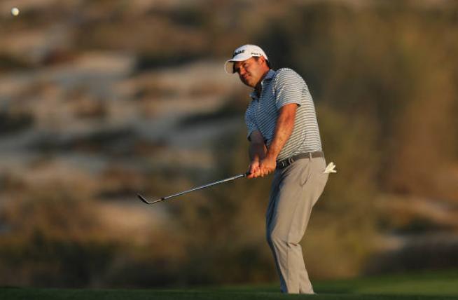 Richard Sterne makes staggering start in Dubai