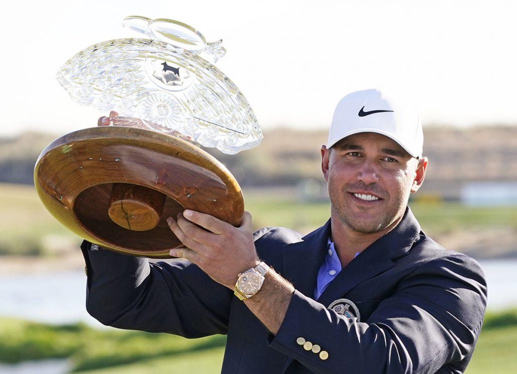 Brooks wins thrilling Phoenix Open