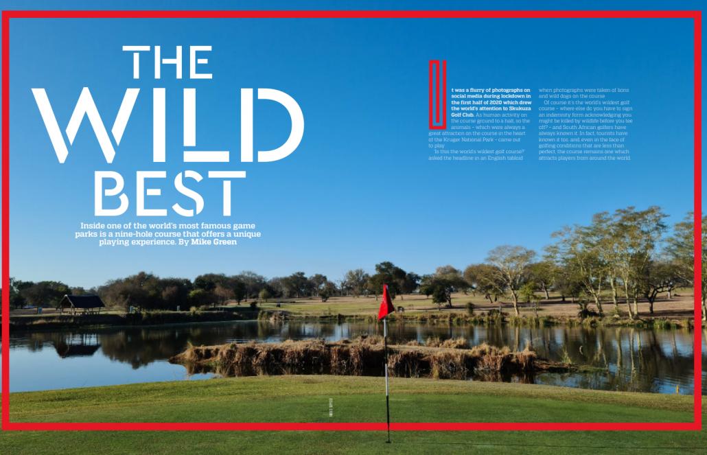 COTM February 2021: The Wild Beast