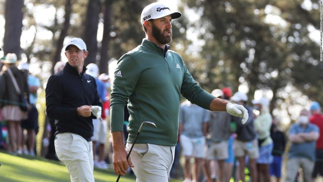 DJ gears up for Masters title defence