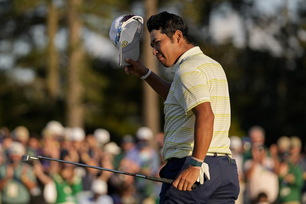 Matsuyama to headline US PGA Tour event in Japan