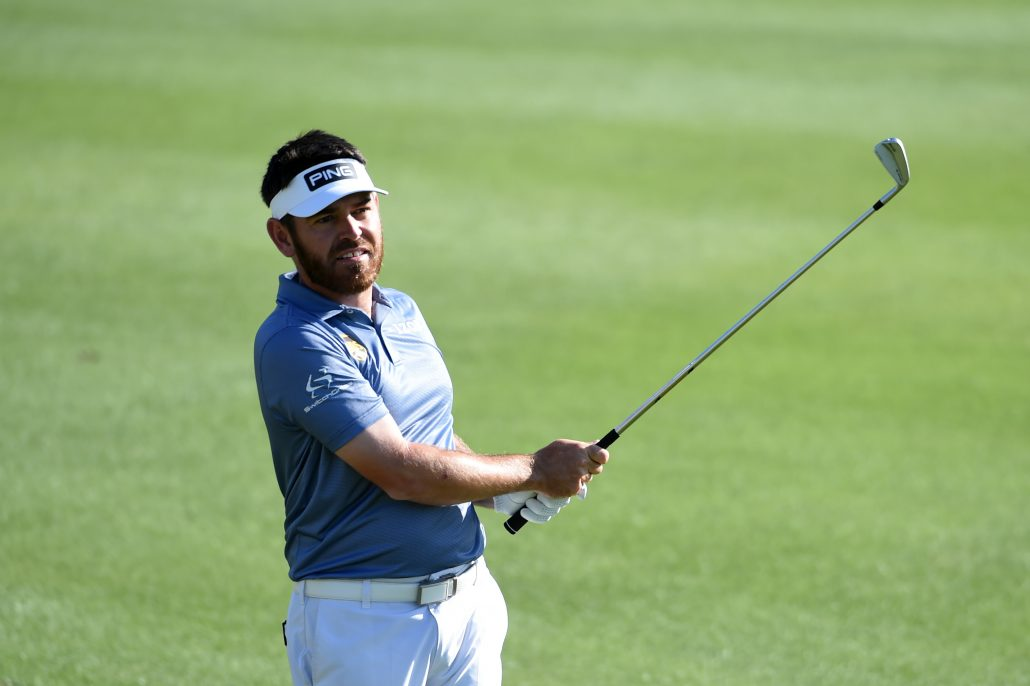 Oosthuizen set for cracking featured group
