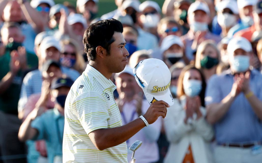 Matsuyama's win a major boost for golf