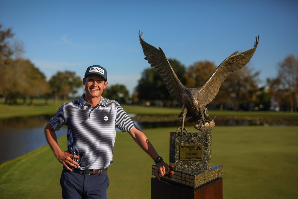 Nienaber bags maiden win at Fancourt