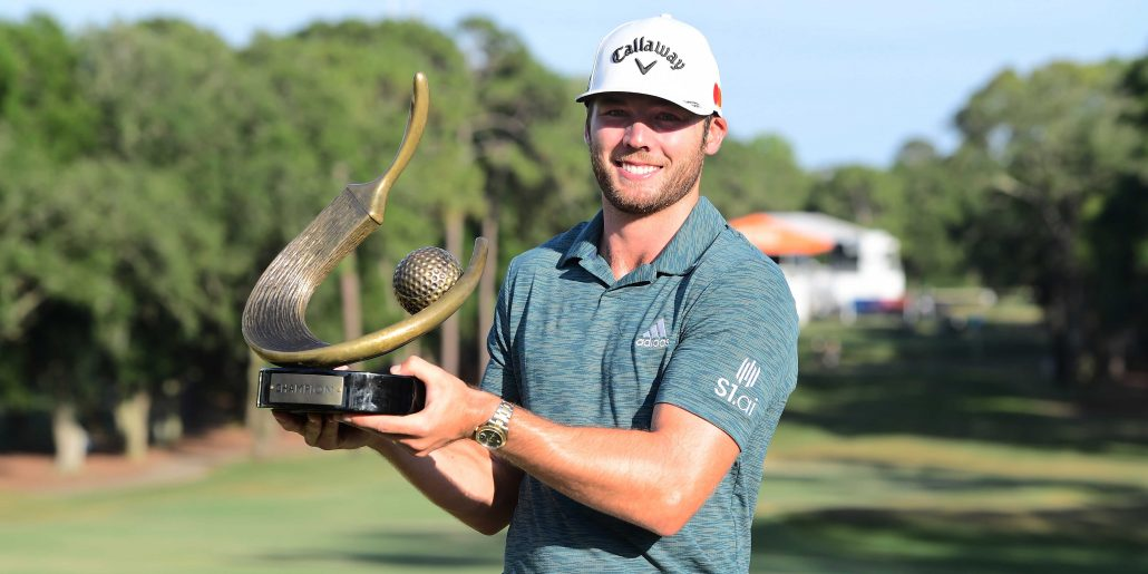 Maiden PGA Tour triumph for Burns at Valspar