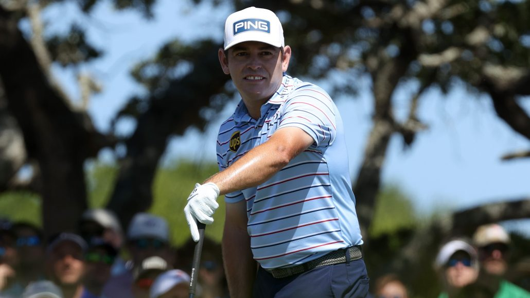 Oosthuizen co-leader at PGA Champs
