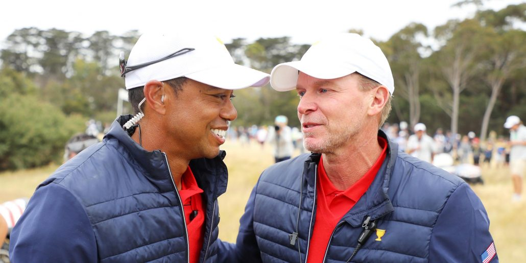 US captain Stricker wants Tiger as assistant for Ryder Cup