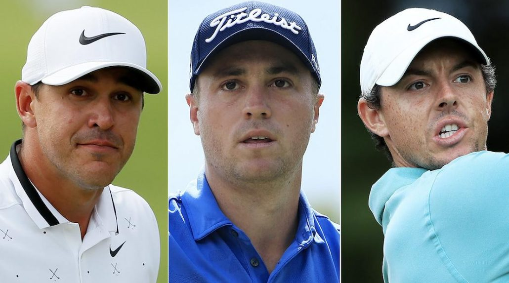McIlroy, JT and Koepka paired in exciting group
