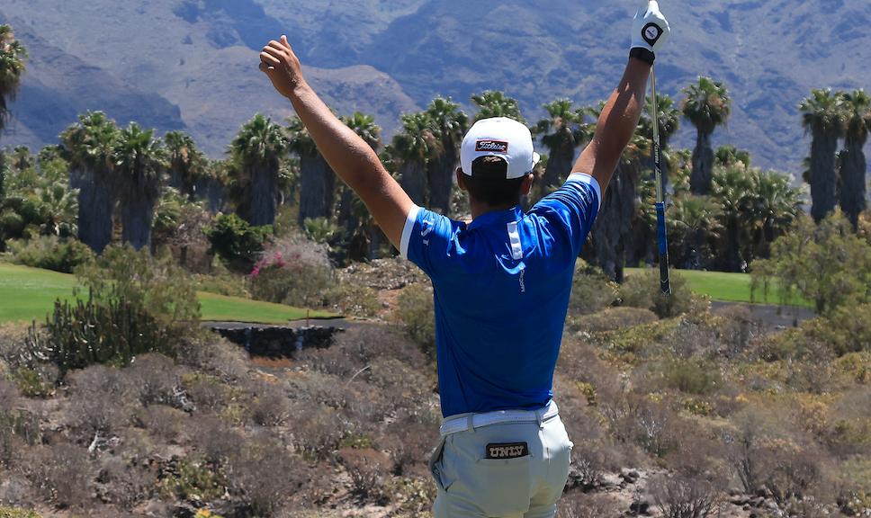 Dream start to life on the PGA Tour