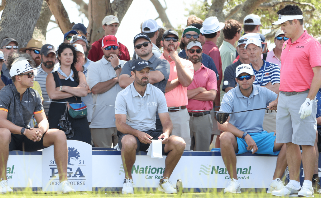 South African tee times for PGA Championship