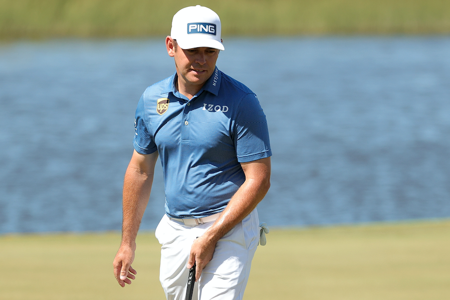 Oosthuizen makes steady start at PGA Champs