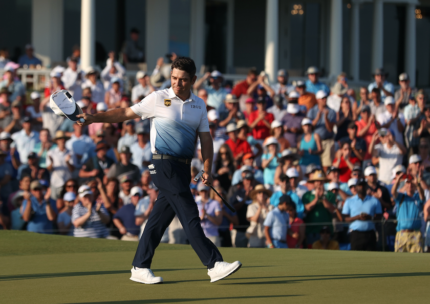 Oosthuizen secures fifth Major runner-up finish
