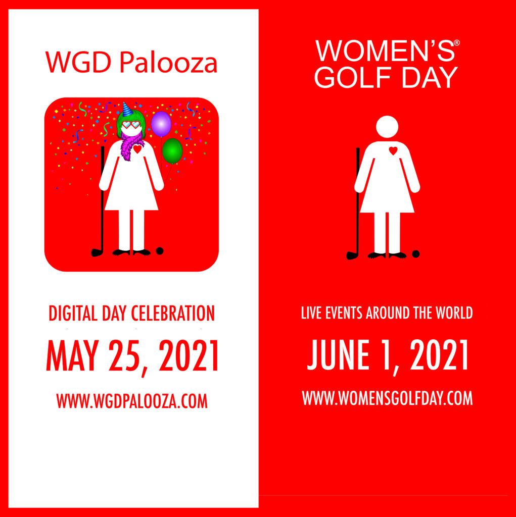 Women's Golf Day is having a palooza