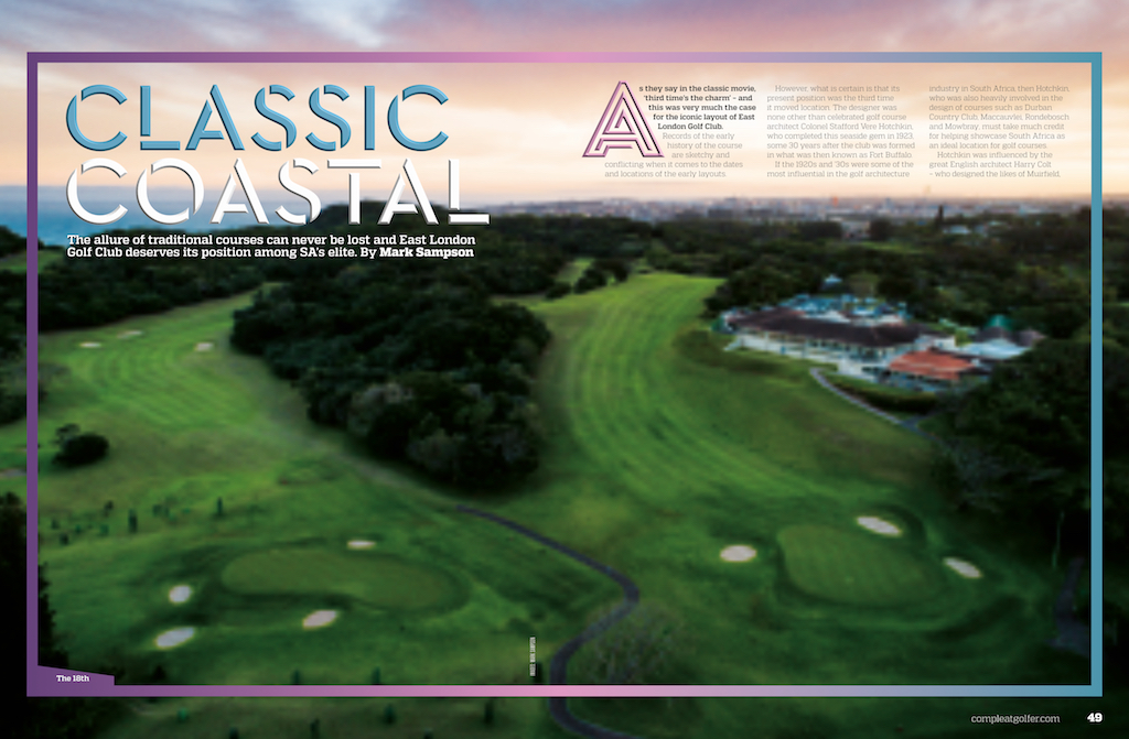 COURSE OF THE MONTH: Coastal Classic