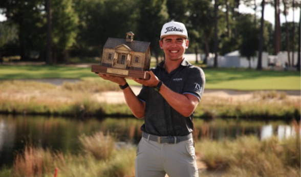 Higgo earns first PGA win in drama-filled final round