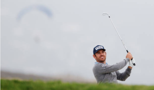 Oosthuizen shares US Open lead