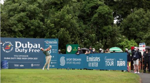 Herbert holds on to win Irish Open as McIlroy struggles