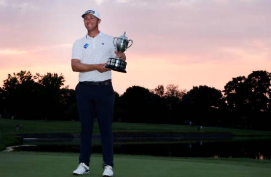 Ireland's Power wins Barbasol for first career PGA title