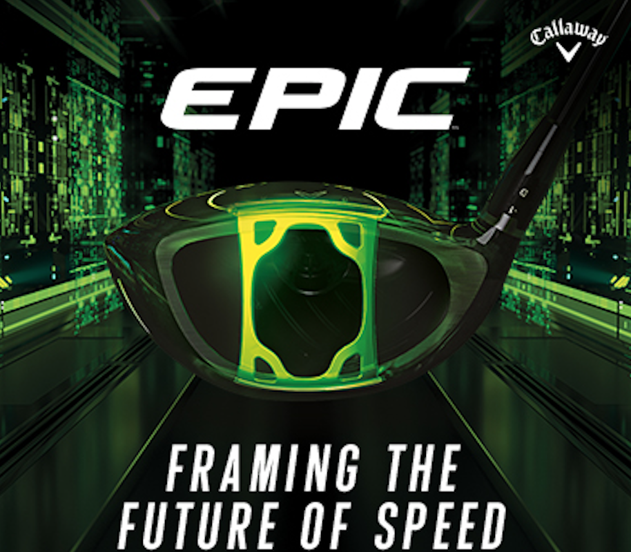 WIN – Epic Callaway Driver (CLOSED)
