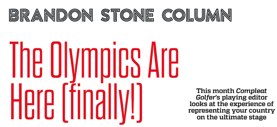 The Olympics are Here (Finally!)