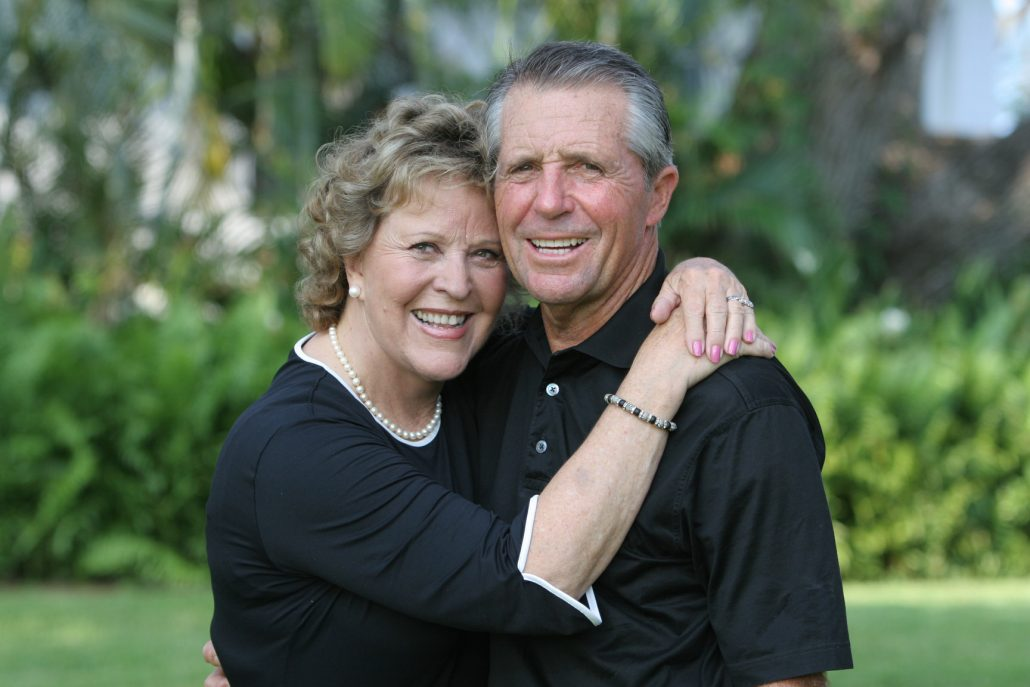 Gary Player: Vivienne meant the world to me