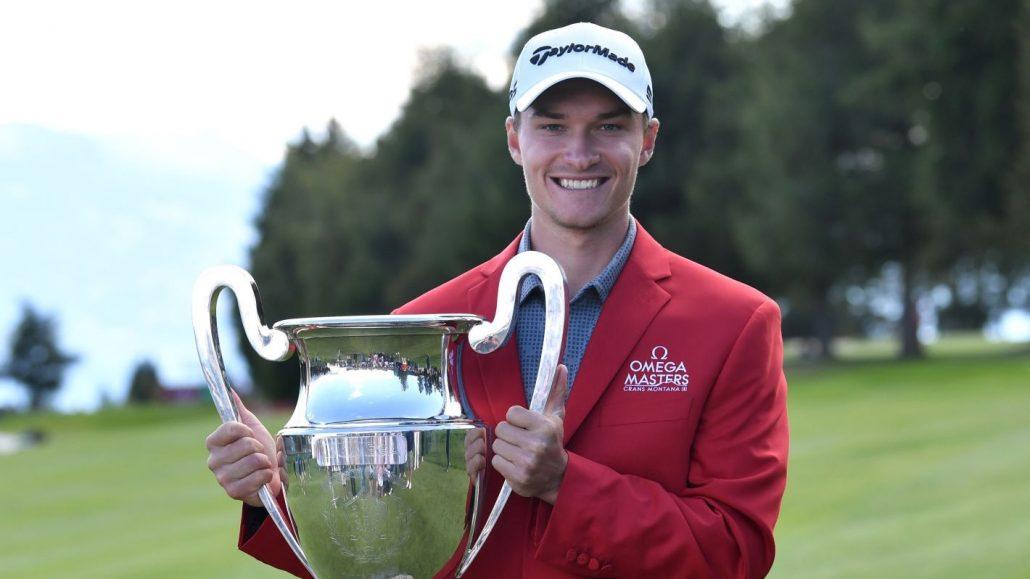 Hojgaard becomes three-time European Tour winner at 20