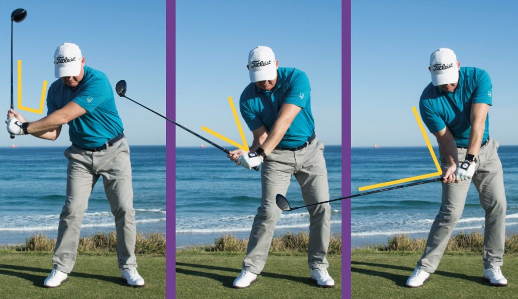 Golf instruction: Leveraging your power