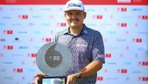 Louis Albertse Vodacom Origins of Golf