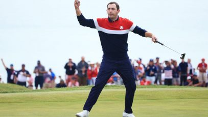 Patrick Cantlay Ryder Cup