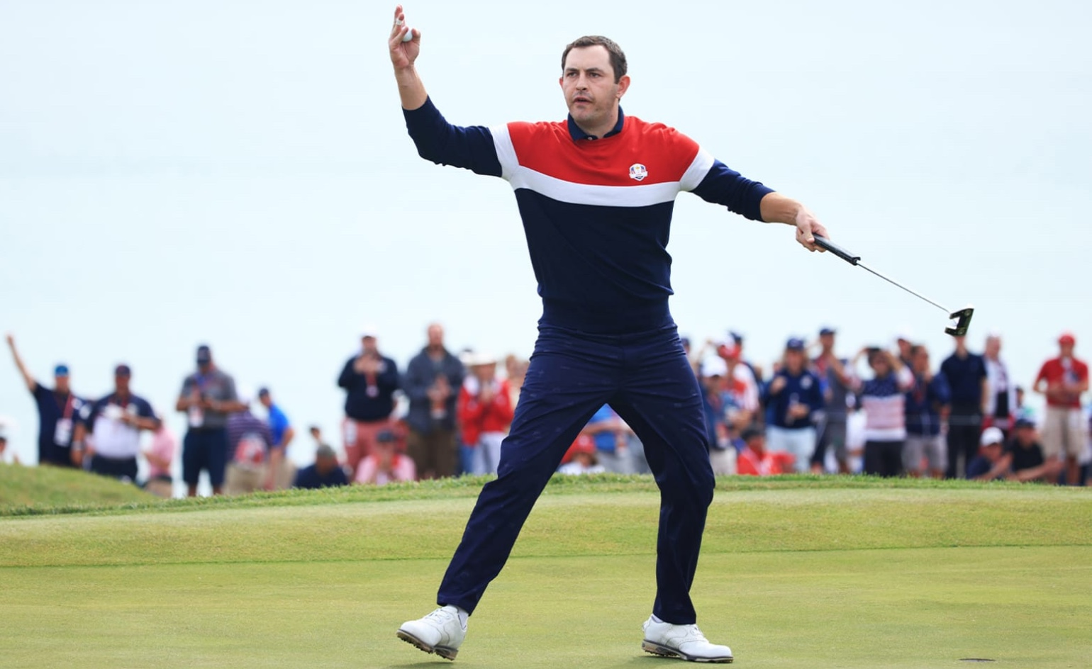 New USA golf era sends message in epic Ryder Cup romp