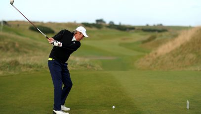 Rob Louw Alfred Dunhill Links Championship