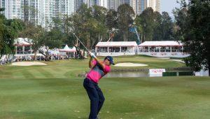 Sergio Garcia Hong Kong Open